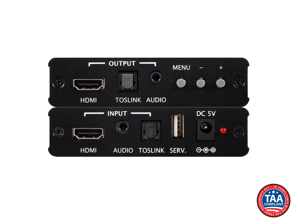ANI-HPNHN: HDMI (50Hz/60Hz) TO HDMI (50Hz/60Hz) STANDARDS